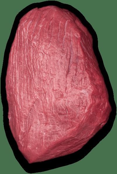 Vyzrálé hovězí: Vrchní šál