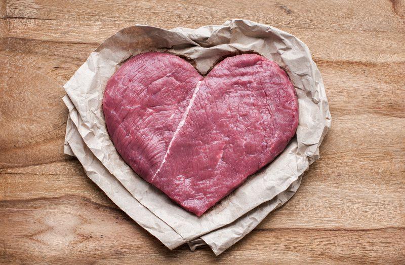 Láska prochází žaludkem, když na to jdete srdcem!